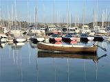 Small harbor Ireland