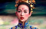 Hermosa japonesa