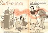 Introducing Smellovision! 4-1-1965