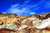 Roches multicolores - vallée de la mort