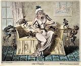 """Cholic' by George Cruikshank (1819)"