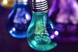 Colored Lightbulbs