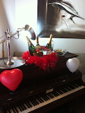 Valentine Bar at Home