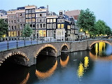 Cityscapes bridges europe the netherlands