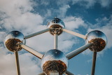 The Atomium. Brussels, by fotografieren