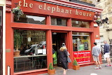 Elephant House Edinburgh, Scotland