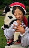Loving animal