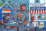 Ice Cream at the Seaside - Peter Adderley