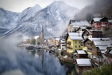 Winter time in Hallstatt