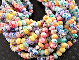 Picasso Rainbow Seed Beads