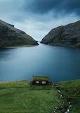 "Seascape tumblr colour-my-world ""Faroe Islands"" ©kazimghafoor"