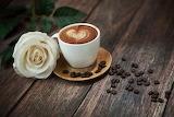 Flower Coffee And Love