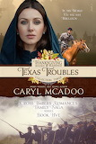 Texas Troubles Ebook Cover