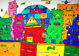 Colours-colorful-painting-city-houses-helicopters