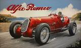 Alfa Romeo Painting