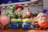 A few Toy Story cast