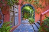 ^ Mexican architecture - Jim Zuckerman photo