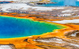 Grand prismatic spring yellowstone national-park-wyoming
