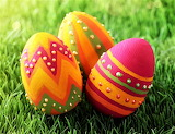 #Beautiful Easter Eggs