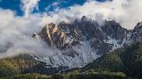 San Candido, Dolomites, Italy
