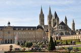Hotel de Ville & Abbaye aux Hommes, Caen