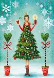 painting-christmas
