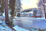 Saupsdorf Winter - Photo id-74684 Pixabay by andreasmetallerreni