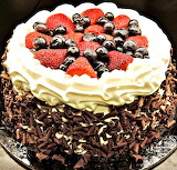 it's for me!-chocolate cake