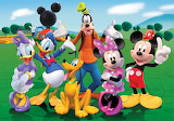 Mickey  et  compagnie.......