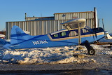 Island Air Service de Havilland Canada Beaver at Anchorage AK