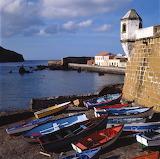 Porto Pim. Horta. Faial Island
