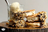 ^ Drumstick ice cream sandwiches