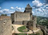 Chateau de Castelnaud - France