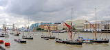 Thames barge regatta