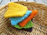 ScrubnScourPad crochet