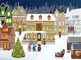Christmas rotated