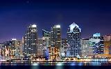 San Diego California Skylilne USA