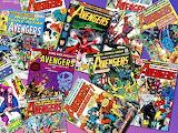 Avengers Comics Jigsaw