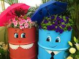 ☺♥ Garden decoration...