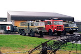 RAF Fire Engines