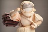 Woman-doll
