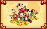 Mickey-and-minnie-mouse-donald-duck-and-pluto-