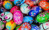 Easter Closeup Eggs 541363 1280x788