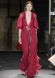 Low Cut Red Dress
