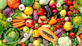 #Organic Fruit and Vegetables by Alex Raths