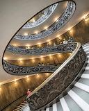 Vatican stair