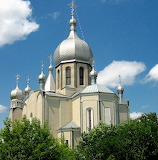 St Michael's Cathedral, Shepetivka