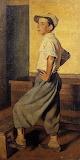 Brancaleone Cugusi, Ritratto di Chiccu, 1936