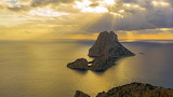 Islote de Es Vedrà, Ibiza, Baleares