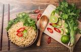 for gourmets!-vegetables & noodles